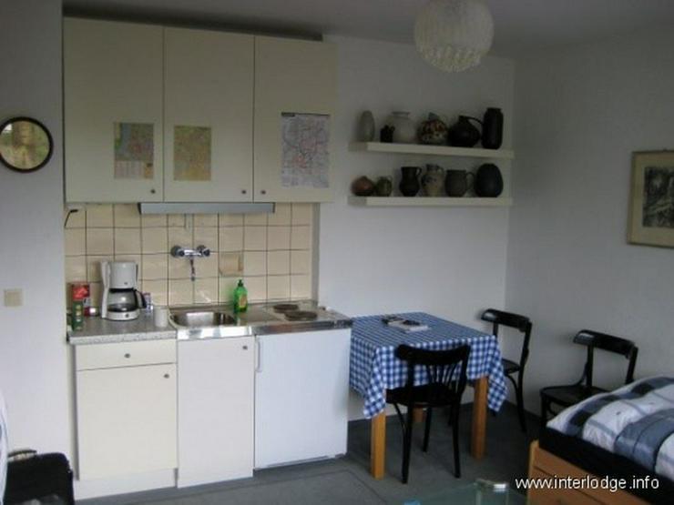 Bild 3: INTERLODGE Möbliertes Apartment mit großer Fensterfront und Personenaufzug in Düsseldor...