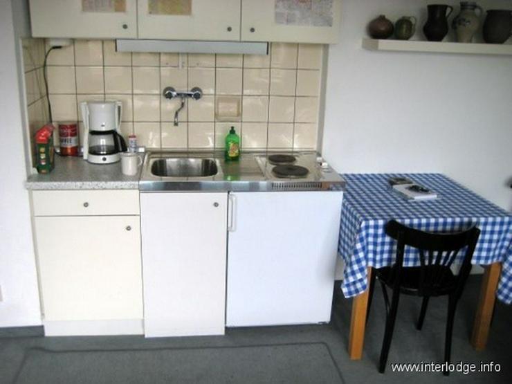 Bild 4: INTERLODGE Möbliertes Apartment mit großer Fensterfront und Personenaufzug in Düsseldor...