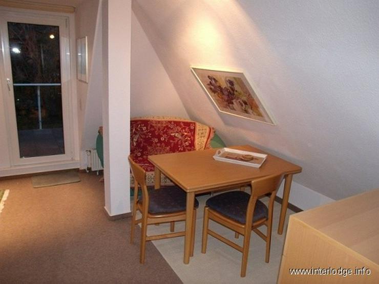 Bild 3: INTERLODGE Komplett und gut möblierte Wohnung mit großem Balkon in Dortmund-Barop