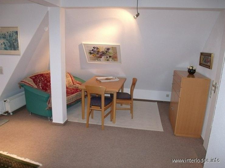 Bild 4: INTERLODGE Komplett und gut möblierte Wohnung mit großem Balkon in Dortmund-Barop