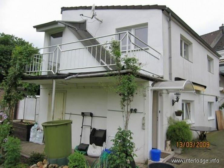 INTERLODGE Möblierte Maisonette im Gartenhaus, mit Terrasse und Balkon in Düsseldorf-Ben... - Wohnen auf Zeit - Bild 1