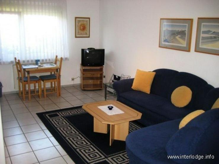 INTERLODGE Möblierte Wohnung in einem Einfamilienhaus in ruhiger grüner Lage in Düsseld... - Wohnen auf Zeit - Bild 1