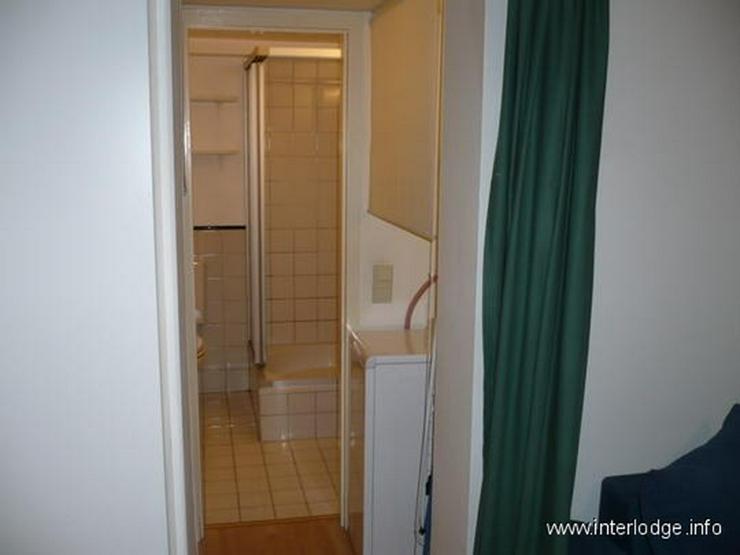 Bild 4: INTERLODGE Möbliertes Souterrainapartment mit Reinigungsservice und Stellplatz in Düssel...