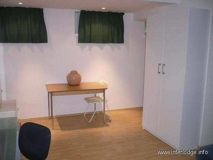 INTERLODGE Möbliertes Souterrainapartment mit Reinigungsservice und Stellplatz in Düssel... - Wohnen auf Zeit - Bild 1