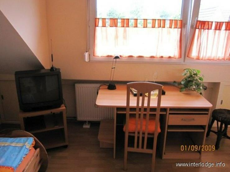 Bild 3: INTERLODGE Möbliertes Nichtraucherzimmer, in gepflegtem Haus in guter Wohnlage, in Düsse...