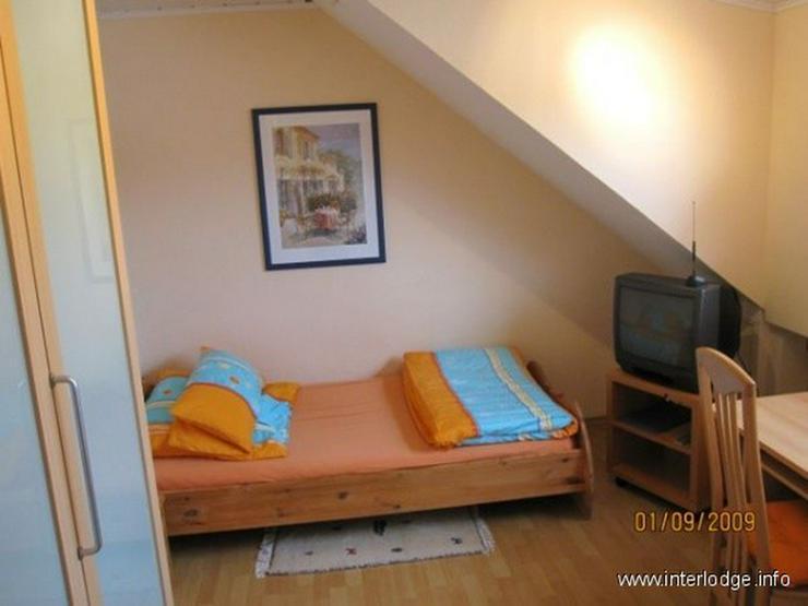 Bild 2: INTERLODGE Möbliertes Nichtraucherzimmer, in gepflegtem Haus in guter Wohnlage, in Düsse...