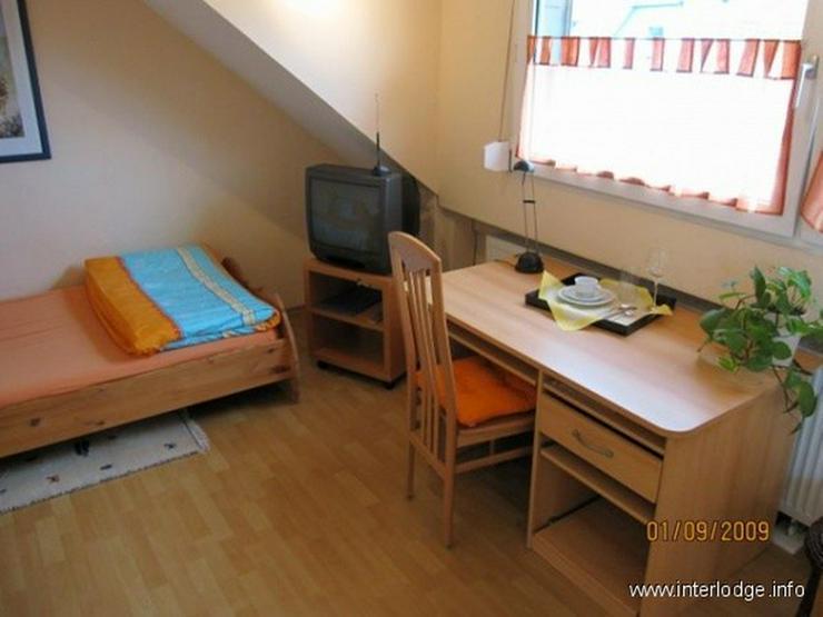 INTERLODGE Möbliertes Nichtraucherzimmer, in gepflegtem Haus in guter Wohnlage, in Düsse... - Wohnen auf Zeit - Bild 1