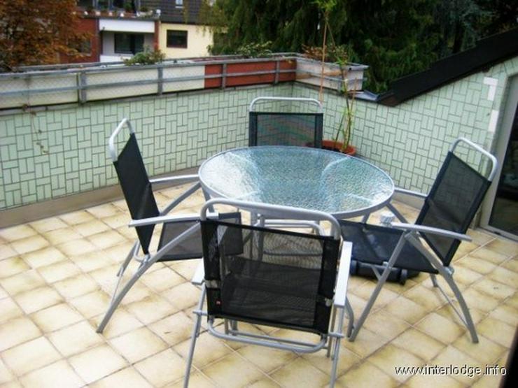 Bild 3: INTERLODGE Möblierte Komfortwohnung mit Terrasse, Tiefgarage und Reinigungsservice in D.-...