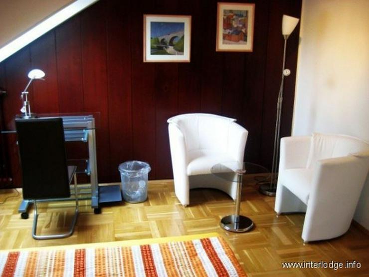 Bild 5: INTERLODGE Möblierte Komfortwohnung mit Terrasse, Tiefgarage und Reinigungsservice in D.-...