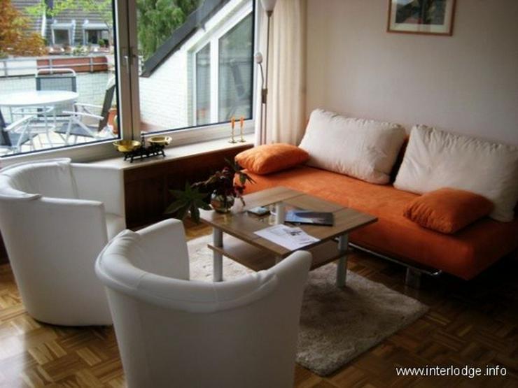 INTERLODGE Möblierte Komfortwohnung mit Terrasse, Tiefgarage und Reinigungsservice in D.-... - Wohnen auf Zeit - Bild 1