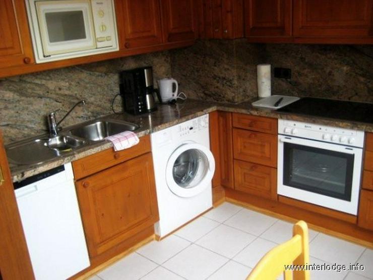 Bild 6: INTERLODGE Möblierte Komfortwohnung mit Terrasse, Tiefgarage und Reinigungsservice in D.-...
