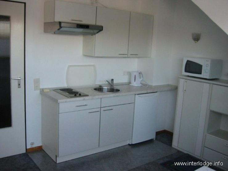 Bild 3: INTERLODGE Möbliertes Dachgeschossapartment mit geschmackvoller Ausstattung in Düsseldor...