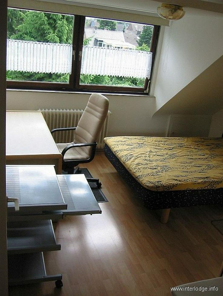 INTERLODGE Möbliertes Apartment, liebevoll ausgestattet, in guter Wohnlage in Düsseldorf... - Wohnen auf Zeit - Bild 1