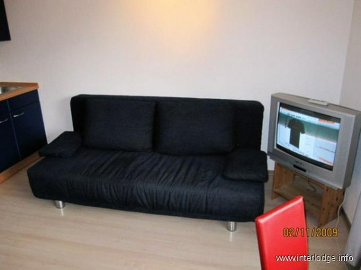 Bild 4: INTERLODGE Modern möbliertes Apartment mit Balkon und Personenaufzug, in Düsseldorf-Dere...