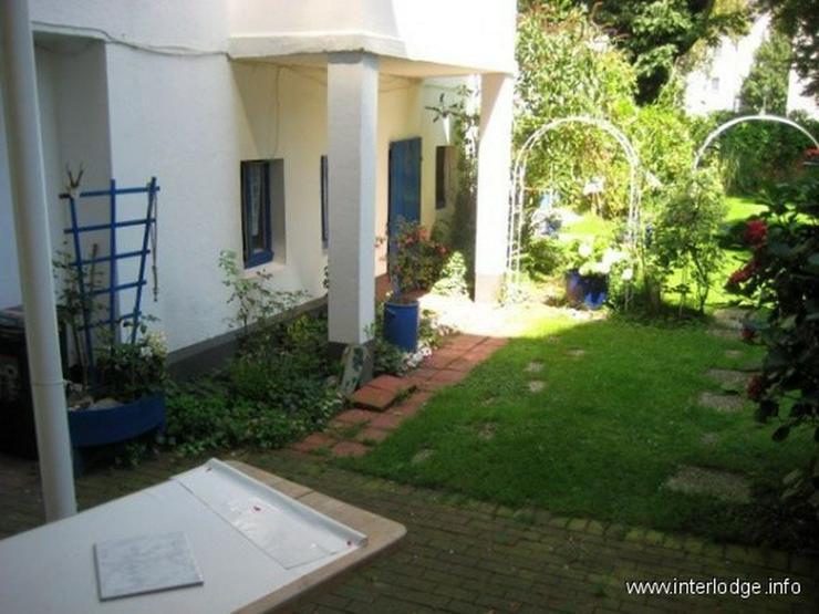 Bild 6: INTERLODGE Möbliertes Gartenapartment mit hochwertiger Ausstattung und Kamin in Düsseldo...