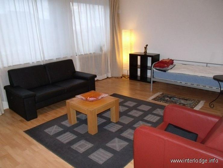 INTERLODGE Modern und komfortabel möbliertes Apartment in Essen-Rüttenscheid - Wohnen auf Zeit - Bild 1