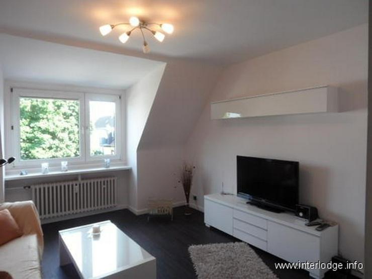 INTERLODGE Modern und komplett möblierte Wohnung in Essen-Bredeney - Wohnen auf Zeit - Bild 1