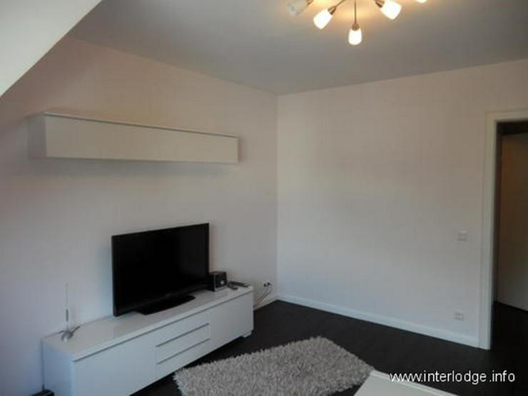 Bild 2: INTERLODGE Modern und komplett möblierte Wohnung in Essen-Bredeney