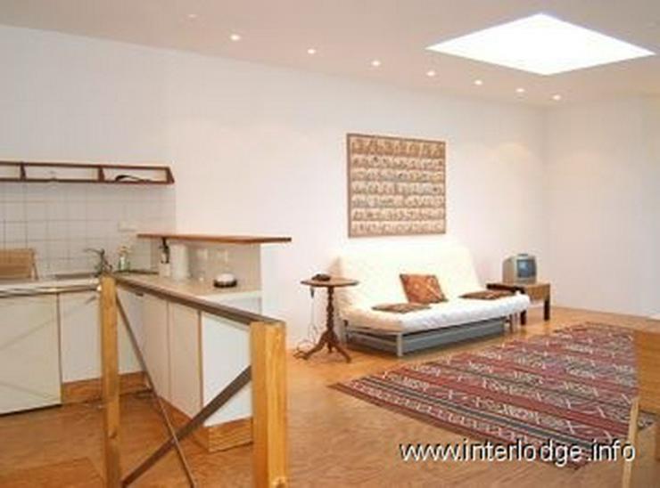 INTERLODGE Möbliertes Apartment mit hochwertiger Ausstattung und Terrasse in der Kölner-... - Wohnen auf Zeit - Bild 1