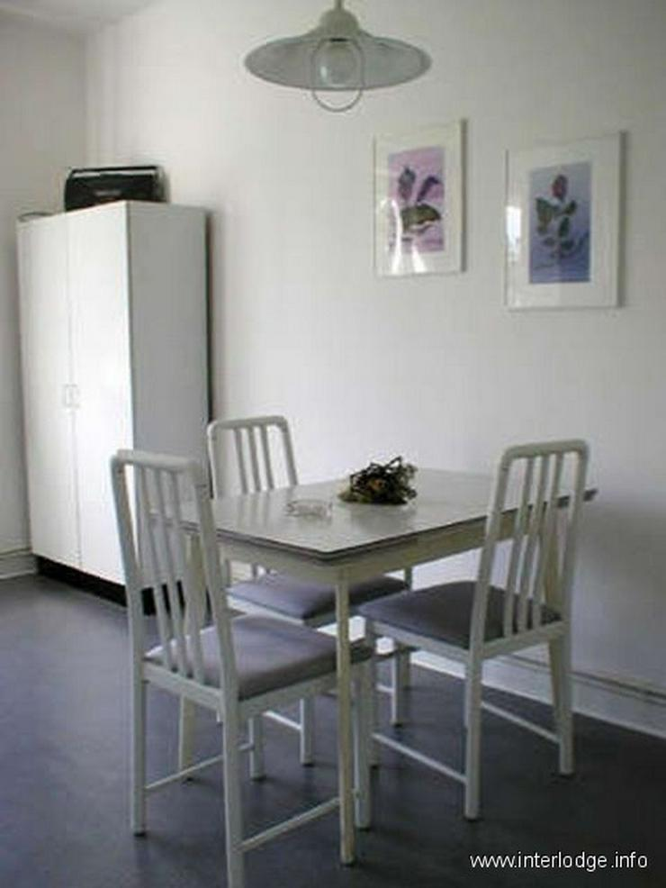 Bild 6: INTERLODGE Modern möblierte Wohnung mit 2 Schlafräumen, Balkon und Gartennutzung in Köl...