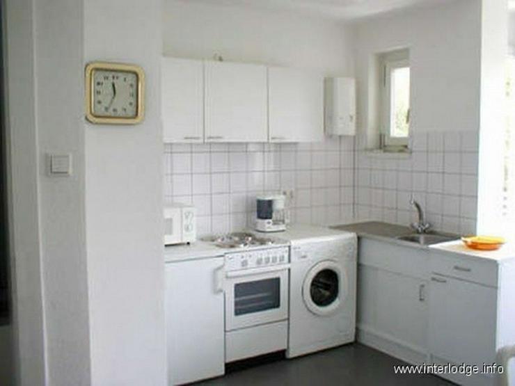 Bild 5: INTERLODGE Modern möblierte Wohnung mit 2 Schlafräumen, Balkon und Gartennutzung in Köl...