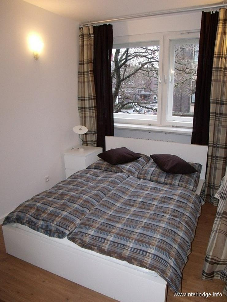 Bild 3: INTERLODGE Sehr modern möbliertes großes Apartment mit Balkon in Essen-Südviertel (Rüt...