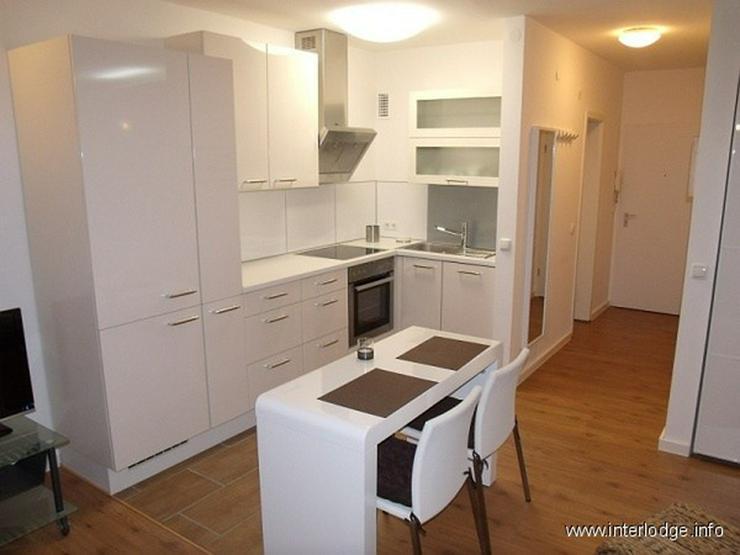 Bild 6: INTERLODGE Sehr modern möbliertes großes Apartment mit Balkon in Essen-Südviertel (Rüt...