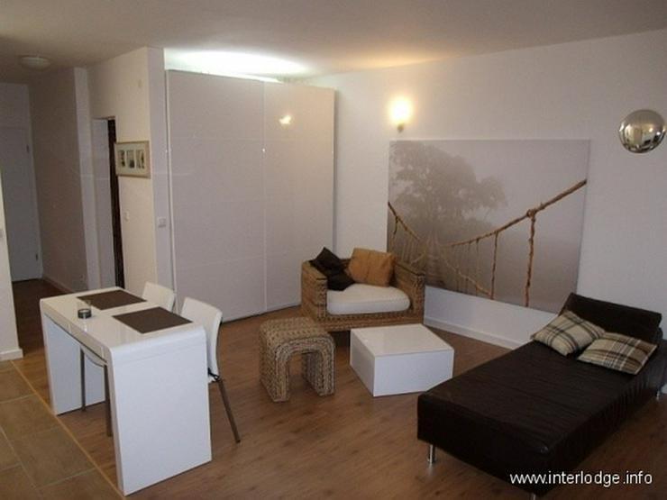 INTERLODGE Sehr modern möbliertes großes Apartment mit Balkon in Essen-Südviertel (Rüt... - Wohnen auf Zeit - Bild 1