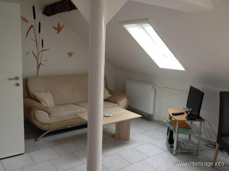 INTERLODGE Komplett möbliertes Apartment für bis zu 3 Personen in Ratingen - Wohnen auf Zeit - Bild 1