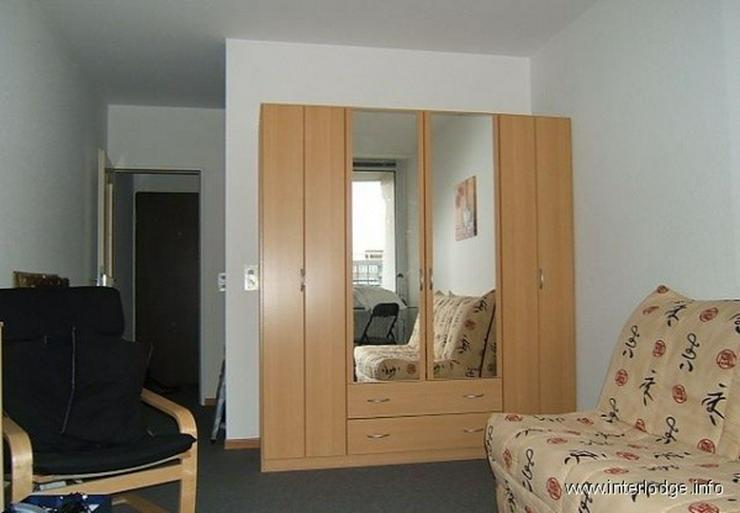 Bild 3: INTERLODGE Möbliertes Apartment mit Balkon und Ausblick auf den Rhein in Köln-Zollstock