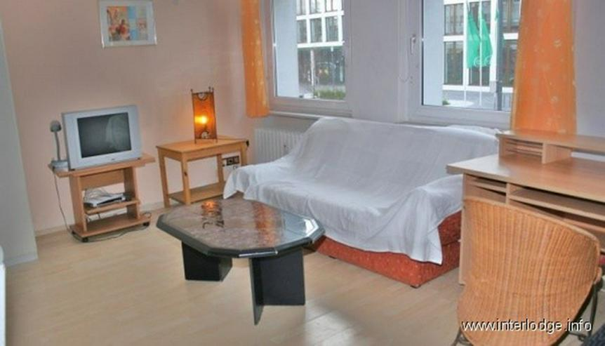 INTERLODGE Möblierte Wohnung mit moderner Ausstattung, in zentraler Lage der Essener Inne... - Wohnen auf Zeit - Bild 1