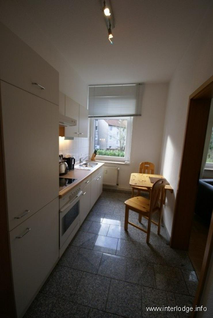 INTERLODGE Top möbliertes Apartment mit Loggia, Garage,Aufzug und Service in Bochum-Hofst...
