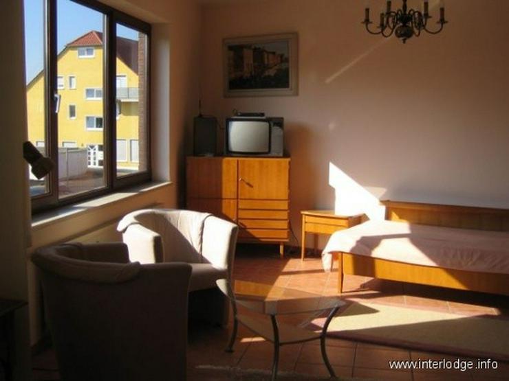 INTERLODGE Komfortabel möbliertes Apartment in Köln-Wahn. - Wohnen auf Zeit - Bild 1