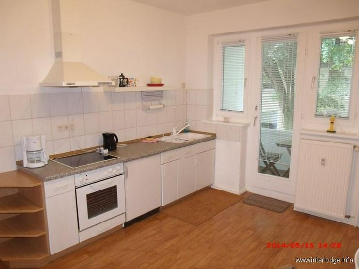 Bild 5: INTERLODGE Schöne helle, komplett möblierte Wohnung mit Balkon in Essen Frohnhausen