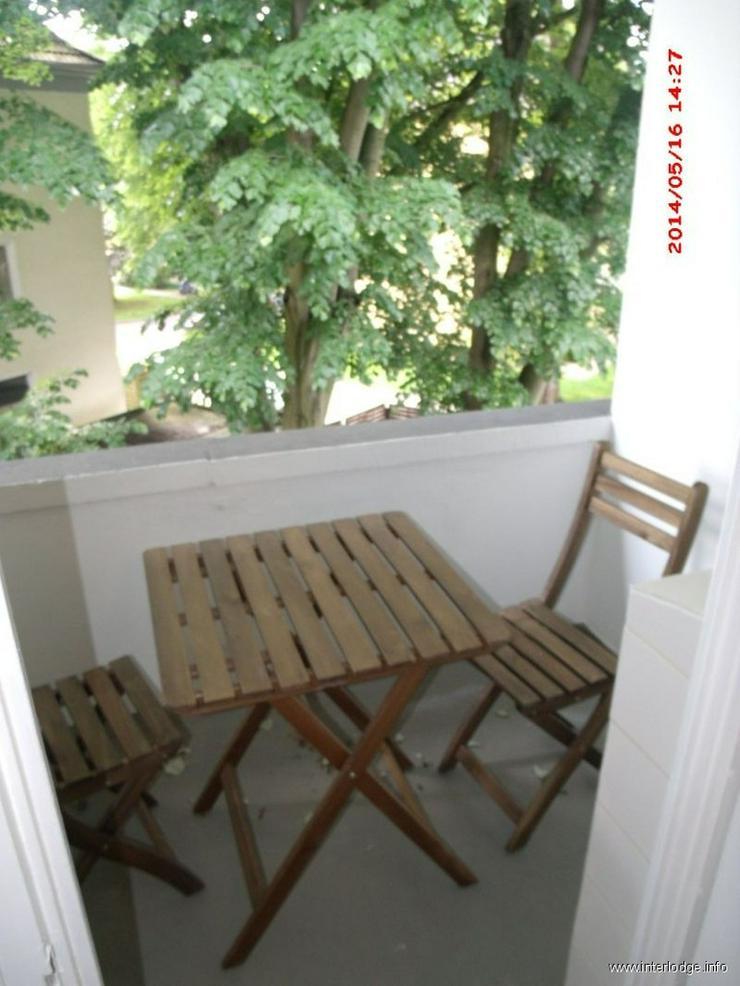 Bild 6: INTERLODGE Schöne helle, komplett möblierte Wohnung mit Balkon in Essen Frohnhausen