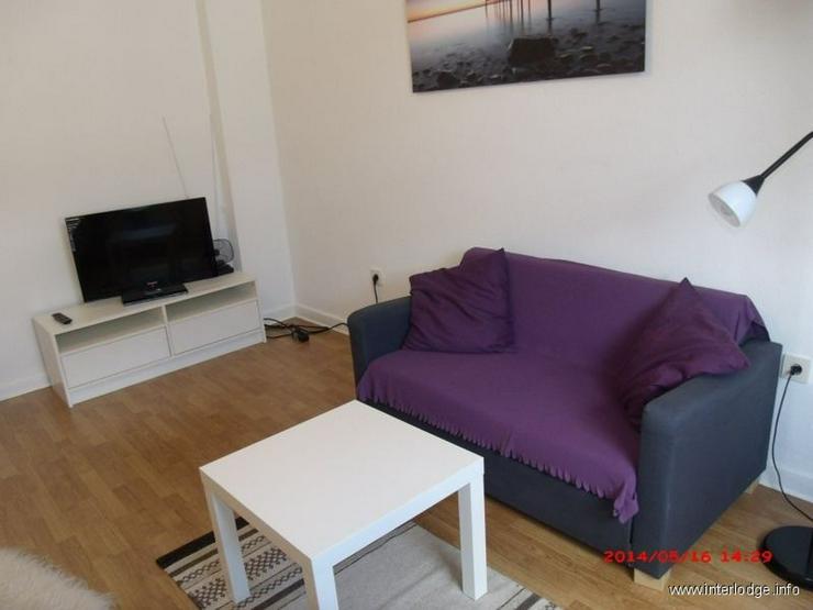 Bild 2: INTERLODGE Schöne helle, komplett möblierte Wohnung mit Balkon in Essen Frohnhausen