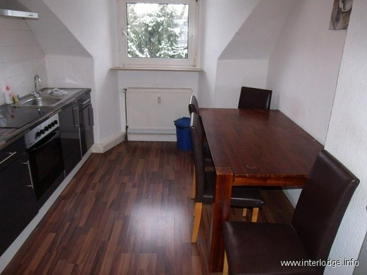 INTERLODGE Modern möblierte Wohnung in der Bochumer City - Wohnen auf Zeit - Bild 1
