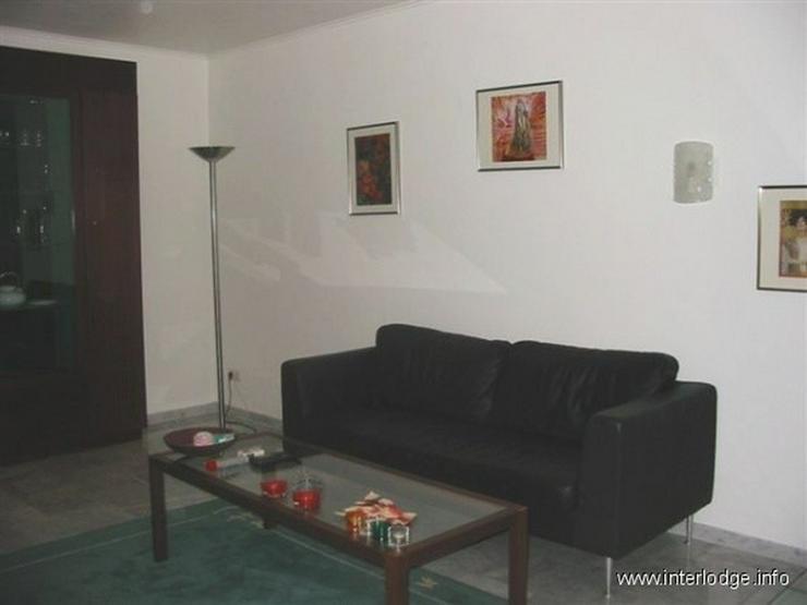 INTERLODGE Gut möblierte Wohnung mit kleiner Terrasse in Bochum-Laer. - Bild 1