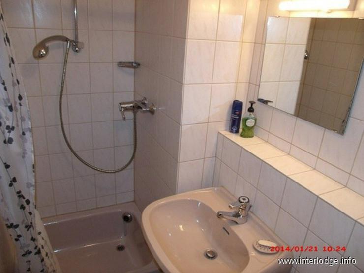 Bild 5: INTERLODGE Helle,möblierte Souterrainwohnung im gepflegten Mehrfamilienhaus in Essen-Rell...
