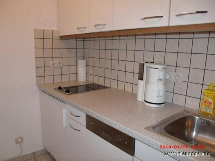 Bild 4: INTERLODGE Helle,möblierte Souterrainwohnung im gepflegten Mehrfamilienhaus in Essen-Rell...