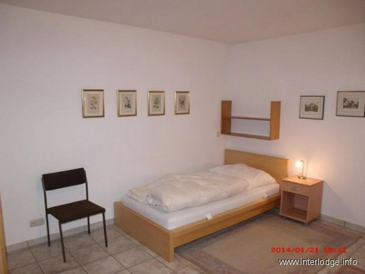 Bild 3: INTERLODGE Helle,möblierte Souterrainwohnung im gepflegten Mehrfamilienhaus in Essen-Rell...