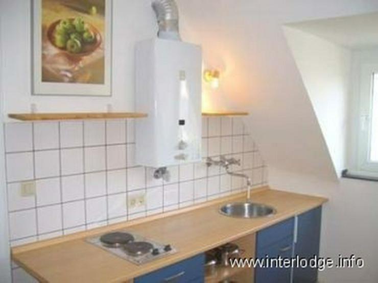 Bild 4: INTERLODGE Schönes, möbliertes Apartment mit 2 Balkonen und vielen Extras in Köln-Linde...