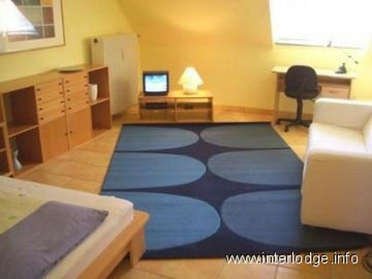 INTERLODGE Schönes, möbliertes Apartment mit 2 Balkonen und vielen Extras in Köln-Linde... - Wohnen auf Zeit - Bild 1