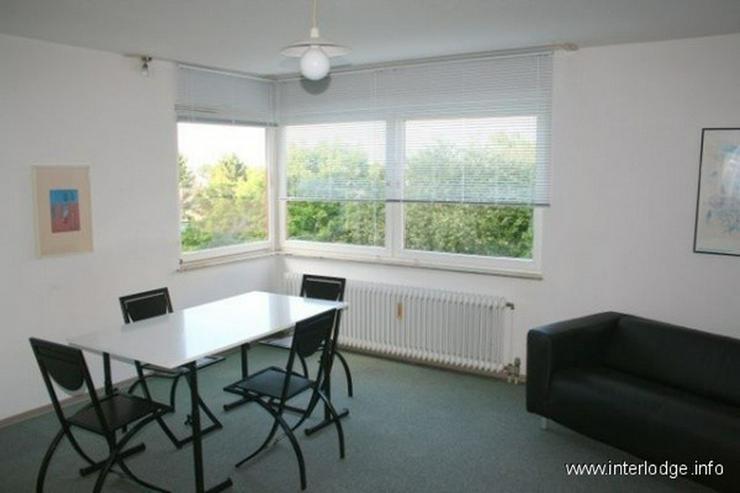 INTERLODGE Möbliertes Apartment in ruhiger Lage, mit Aufzug und Garage in Köln-Lövenich - Wohnen auf Zeit - Bild 1