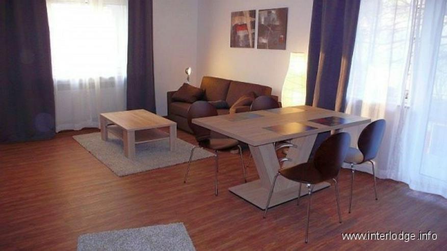 Bild 4: INTERLODGE Komplett und schick möbliertes Komfortapartment mit Balkon in Essener Cityrand...