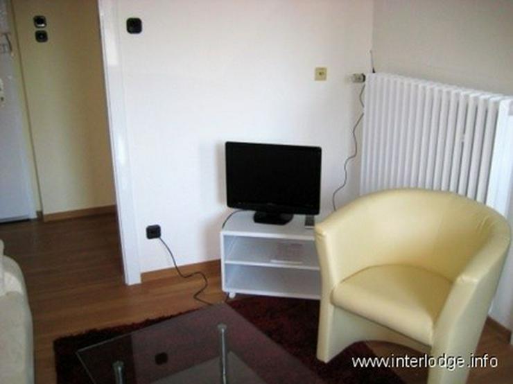 INTERLODGE Modern möblierte Wohnung mit großem Balkon, im Herzen von Essen-Rüttenscheid... - Wohnen auf Zeit - Bild 1