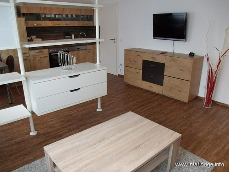 Bild 4: INTERLODGE Komplett und schick möbliertes Komfortapartment in Essener Cityrandlage