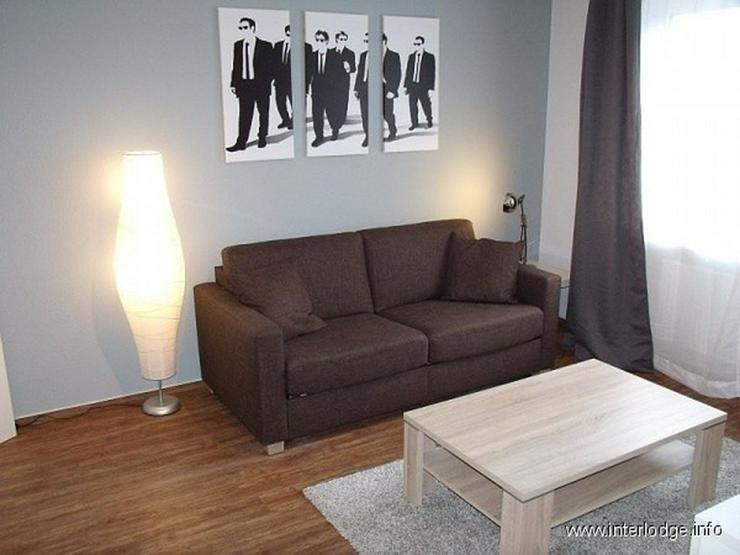 Bild 2: INTERLODGE Komplett und schick möbliertes Komfortapartment in Essener Cityrandlage