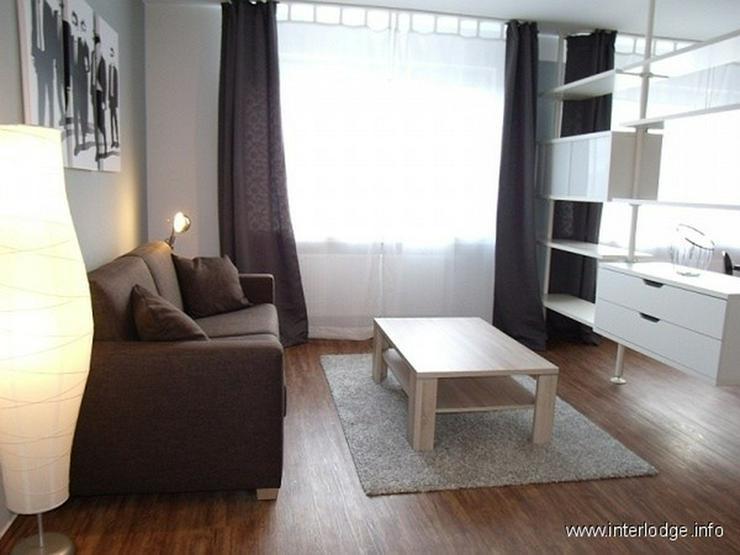 INTERLODGE Komplett und schick möbliertes Komfortapartment in Essener Cityrandlage - Wohnen auf Zeit - Bild 1