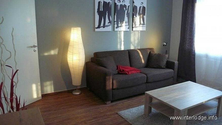 Bild 3: INTERLODGE Komplett und schick möbliertes Komfortapartment in Essener Cityrandlage
